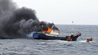 Pescari chinezi morți într-o confruntare cu Paza de Coastă sud-coreeană
