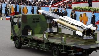 Pescar ucis de o rachetă balistică lansată din greşeală de Taiwan