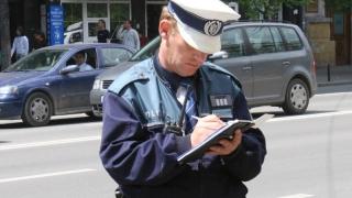 Peste 1.000 de controale făcute de polițiști în perioada 19 - 22 septembrie