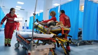 Peste 1.000 de pacienţi în weekend la SCJU