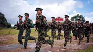 Peste 100 de morţi în confruntările de la frontiera Chinei cu Myanmar