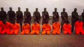 Peste 170 de muncitori sirieni, executaţi de SI