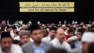 Peste 30.000 de musulmani din toată lumea s-au adunat în Marea Britanie pentru a condamna extremismul și grupările teroriste