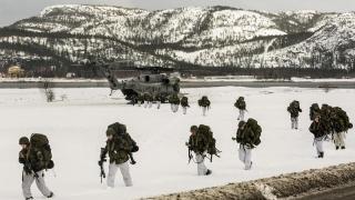 Peste 300 de militari americani vor fi staționați în Norvegia
