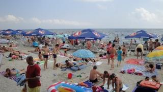 Peste 50.000 de turişti, aşteptaţi pe litoral în minivacanţa de Rusalii