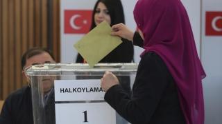 Peste un milion de expați turci au votat în cadrul referendumului din 16 aprilie