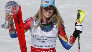 Petra Vlhova și-a adjudecat ultimul slalom special al sezonului