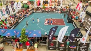 """FIBA 3x3 Europe Cup Qualifier, în Piațeta """"Perla"""" din Mamaia"""