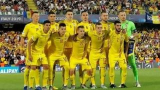 Înfrângere cu gust amar pentru tineretul României