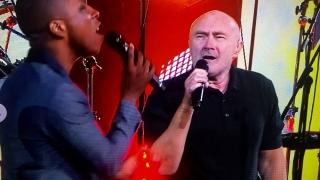 Phil Collins a revenit pe scenă, la ceremonia de deschidere a US Open 2016