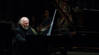 Pianistul Radu Lupu este Comandor al Imperiului Britanic