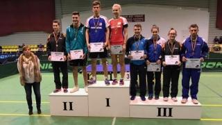 Ping-pong-ul constănțean, în topul Naționalelor de tineret