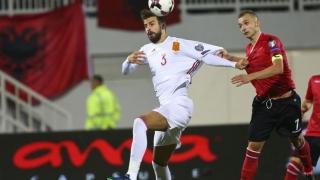 Pique se retrage din naționala Spaniei în 2018