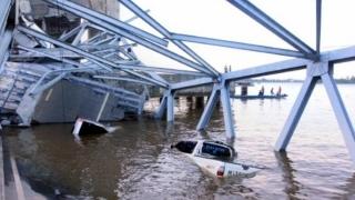 Pod prăbușit în Indonezia