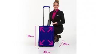Bagajul mare de mână, gratuit! Vezi la ce companie aeriană!