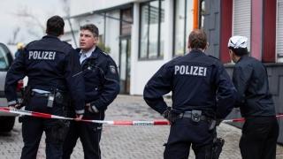 Polițiști atacați de o musulmană în Germania