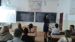 Polițiștii au devenit profesori pentru elevii constănțeni!