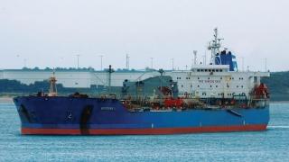 Poluare în Portul Constanța. Aproximativ 300 de litri de păcură au ajuns în apă!