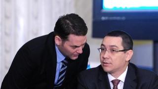 Ponta și Șova, în fața judecătorilor