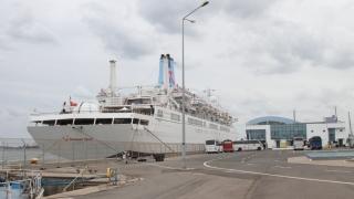 Portul Constanţa a fost destinaţia de croaziere numărul 1 din Marea Neagră