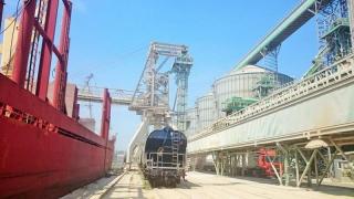 Portul Constanța ia pulsul sezonului agricol în Ungaria