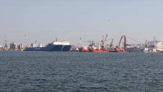 Portul Constanța se promovează la Belgrad