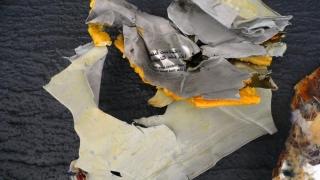 Posibile fragmente ale avionului Egyptair, în Marea Mediterană