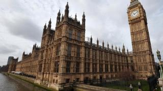 Posibil viol în incinta Parlamentului britanic