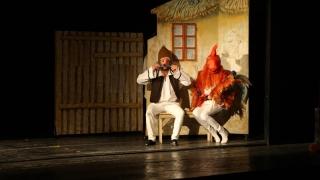 Poveștile copilăriei, pe scenă
