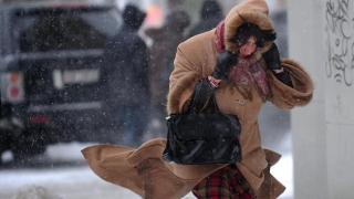 Pregătiți-vă hainele groase! Vine aerul polar peste România!