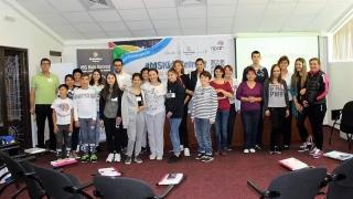 PREMIERĂ ÎN ROMÂNIA! Întâlnire a copiilor cu scleroză multiplă!