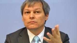 Premierul Cioloş, la funeraliile victimelor seismului din Italia