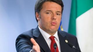 Premierul Italiei cere UE solidaritate în privinţa imigraţiei şi renunţarea la austeritate
