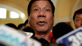 """Președintele filipinez: Europarlamentarii europeni sunt """"nebuni"""""""