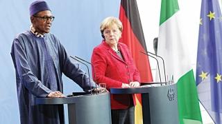 Preşedintele Nigeriei a reușit să o șocheze pe Angela Merkel