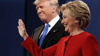 """Președintele american, ales dintre o """"rușine"""" și o """"ratată"""""""