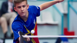 Prestații foarte bune pentru Pletea la CM de juniori la tenis de masă