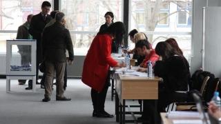 """Prezență-record la alegerea membrilor Senatului Universității """"Ovidius"""""""