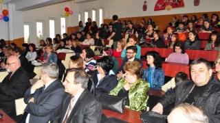 Prima conferință internațională în proiectul Confucius