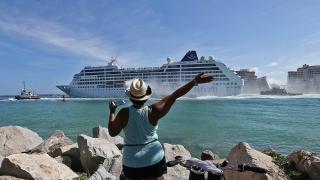 Primul vas american de croazieră în Cuba, după 50 de ani de restricţii