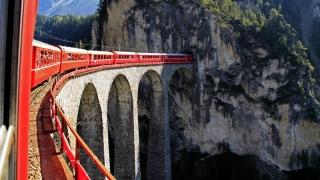 Prin Europa în ritmul roților de tren. Vezi cât te costă!