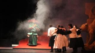 """Prințesa Turandot vine, sâmbătă, la Teatrul """"Oleg Danovski"""""""