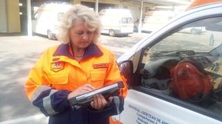 Proiect STS în testare - tablete pentru Serviciile de Ambulanță și SMURD