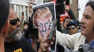 Proteste anti-Trump în SUA