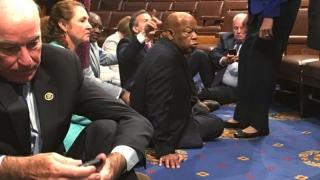 Protest neobişnuit în Congresul SUA