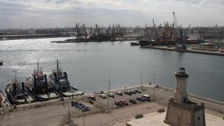 Protestul sindicaliștilor portuari s-a dezumflat