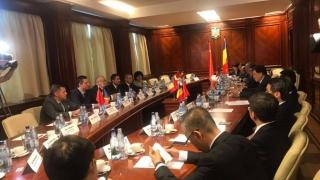 PSD Constanța, la masă cu Partidul Comunist din China