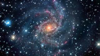 """""""Puiul cel mic"""", pe moarte - O galaxie primitivă, pe cale de a dispărea"""
