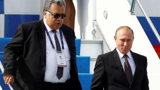 Putin acordă titlul de Erou al Rusiei fostului ambasador Andrei Karlov