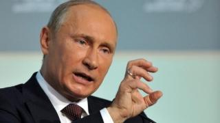 """Putin: """"NATO ne provoacă în mod constant"""""""